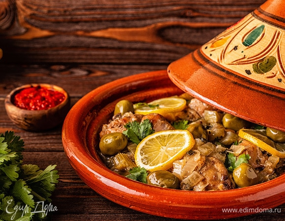 Магия под крышкой: готовим вкусные блюда в тажине