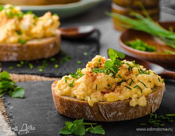 7 интересных рецептов завтраков из яиц