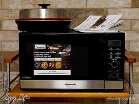 Микроволновая печь Panasonic NN-GD39HS: первое впечатление, комплектация и проверка на безопасность
