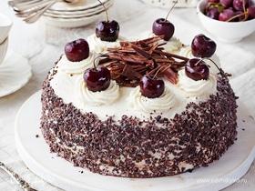 Шварцвальдский вишневый торт: секреты приготовления