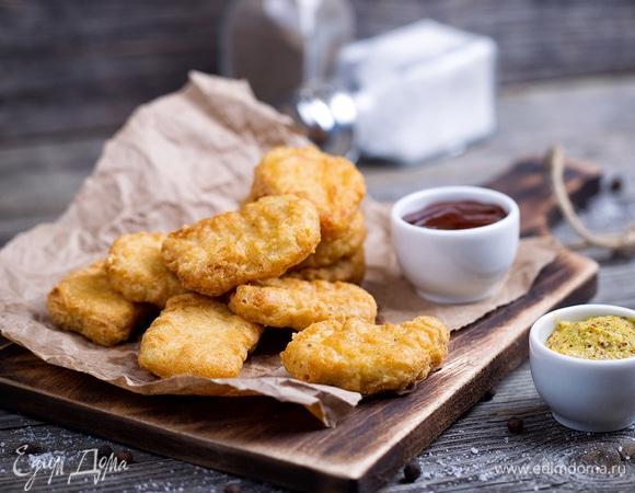 Готовим куриные наггетсы дома: 5 лучших рецептов