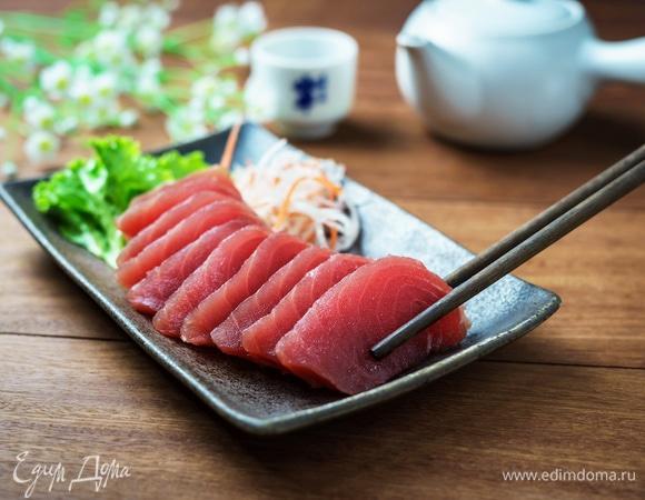 Свежая идея: 7 интересных блюд из сырой рыбы