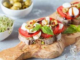 7 рецептов вегетарианских бутербродов