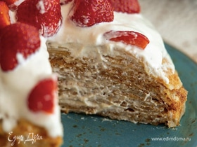 Клубничное наслаждение: десерты с самой летней ягодой
