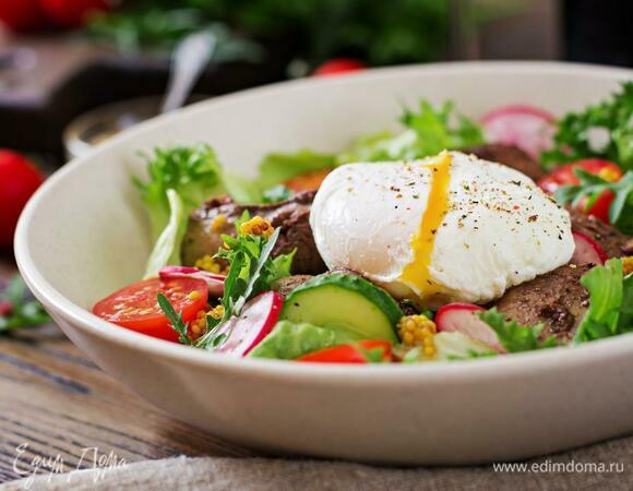 Стройное лето: 7 идей легкого ужина