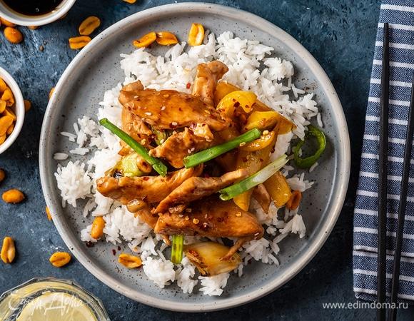 Сокровище сычуаньской кухни: как приготовить курицу гунбао