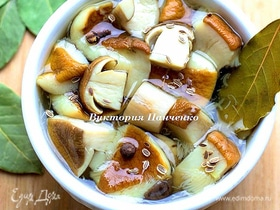 10 рецептов с белыми грибами от «Едим Дома»