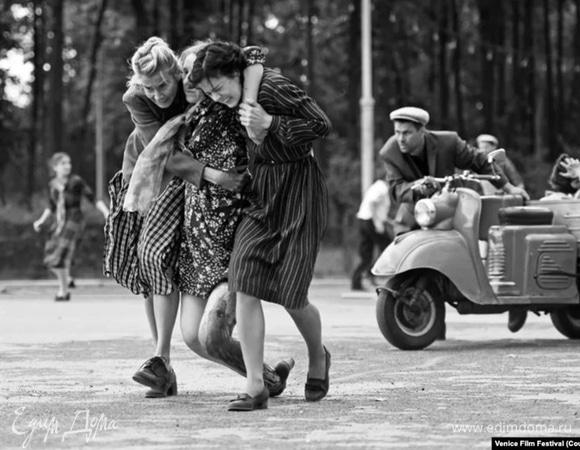 Между Сталиным и Маринкой. Фильм о Новочеркасском расстреле