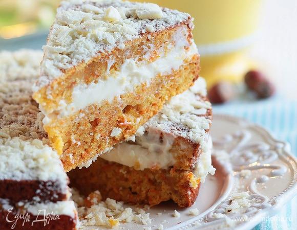 Выпечка и десерты с морковью: 10 лучших рецептов от «Едим Дома»
