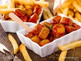 Еда без границ: карривурст — культовая сосиска из Берлина