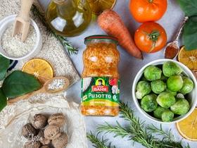 Чистые здоровые овощи: как питаться во время Великого поста