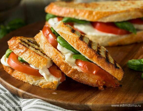 Пора подкрепиться: рецепты горячих бутербродов на гриле