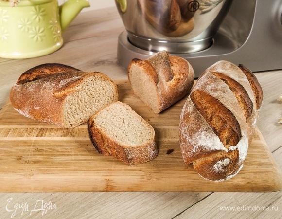 Научи меня печь! Тирольский хлеб
