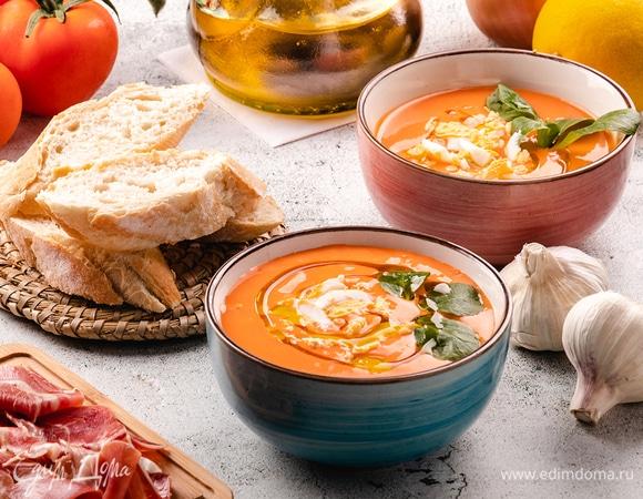 Томатная свежесть: готовим испанский суп сальморехо