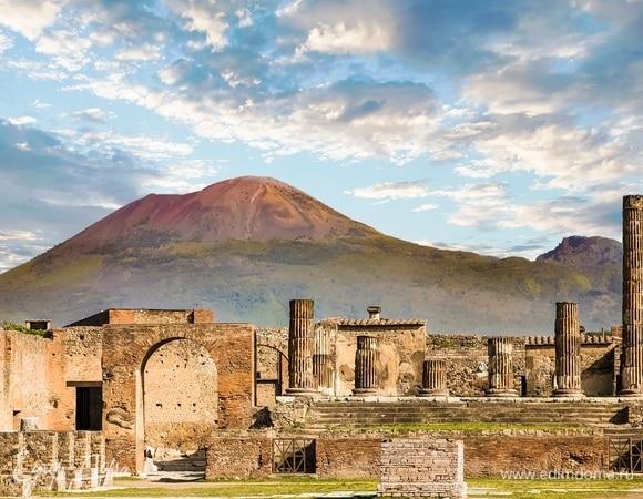 В Помпеях открылся ресторан, сохранившийся еще с древних времен