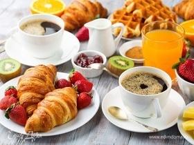 Названы худшие продукты для завтрака