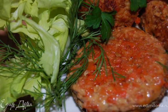 Пробуем основательно и рекомендуем к приготовлению любителям вкусной и полезной еды! :)