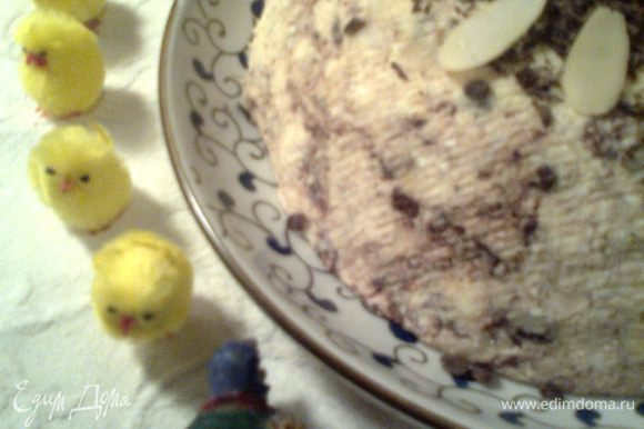 Цыплята тоже пригодились)))