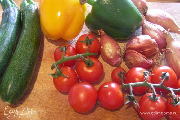 Наши овощи: