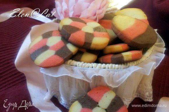 Все печенье готовы, остудите их и зовите детвору, понравится всем)))))