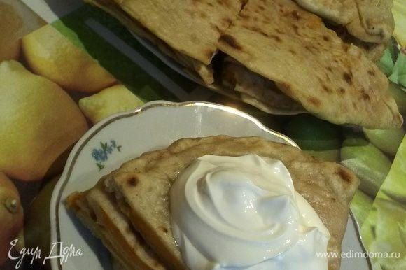 Приятного аппетита)))
