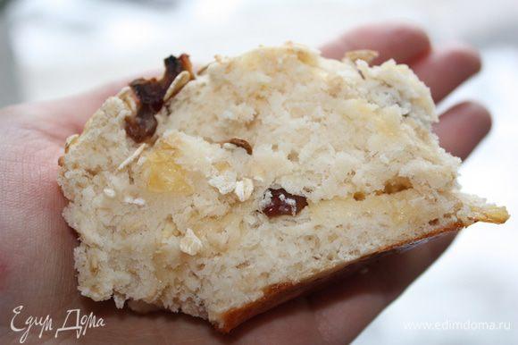 Вот он,чудесный хлебушек в разрезе)))))) Приятного аппетита!!!