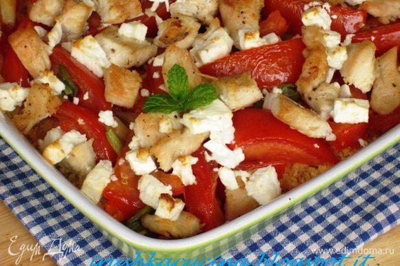 И вкуснейшая запеканка ещё от одной Леночки (Elenissima)http://www.edimdoma.ru/retsepty/55187-marokkanskaya-zapekanka-s-kuritsey-i-kuskusom Отличный вариант воскресного обеда