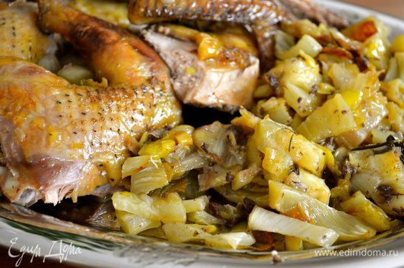 После нарезать и сразу подавать с Вашим любимым гарниром! ))) Приятного аппетита!