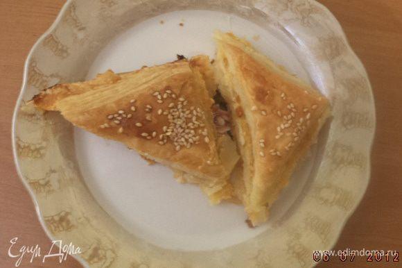 А вот наши сырные красавицы и готовы! Приятного Вам аппетита!!!