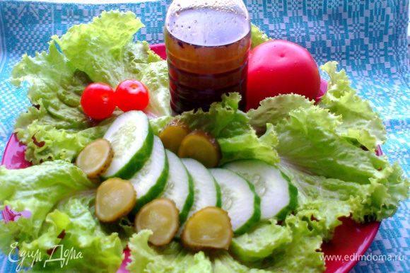 Для лёгкой обжарки я взяла оливковое масло с ароматом лесных грибов...(http://www.edimdoma.ru/retsepty/56467-dushistoe-gribnoe-maslitse-dlya-salatov)