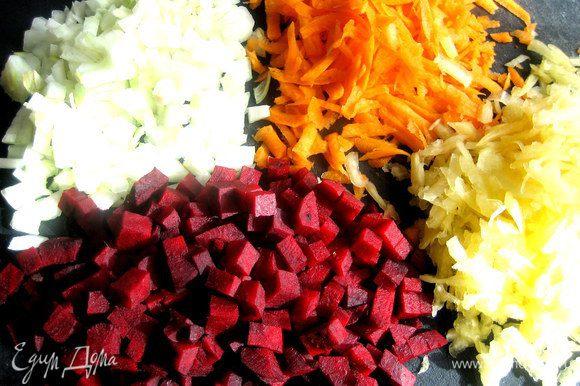 Всегда любуюсь красочными овощами)))