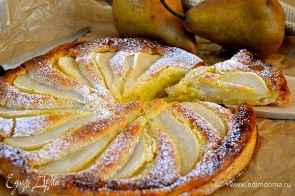 Пирог готов к употреблению! ))))