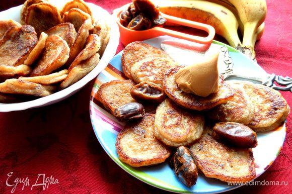 Очень приятные получились к завтраку оладушки)))))))