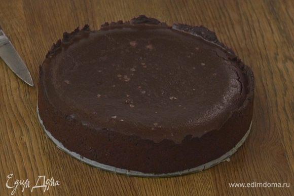 Перед подачей тарт остудить.