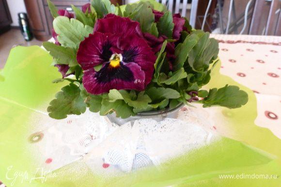 Праздник закончился, но я не расстраиваюсь. Поскольку знаю, что этот шашлык первый, но не последний в этом году. В завершении хочу порадовать вас милыми весенними цветочками.