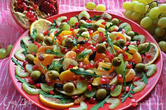 Итак, салатик готов, присоединяйтесь :)