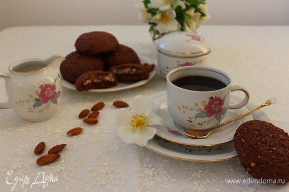 Готово! Остужаем и подаем к чаю или кофе.