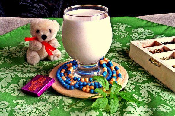 Подаём на завтрак или полдник или вместо десерта :)