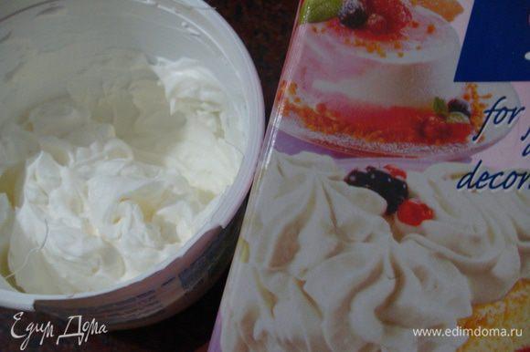 Для подачи взбить растительные сливки (у меня постный рецепт!), вы же можете взять жирный творог, вымешанный с ванилью, или шарик мороженого, или домашнюю жирную сметану.
