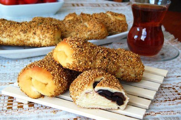 И ощутите себя за турецким завтраком...