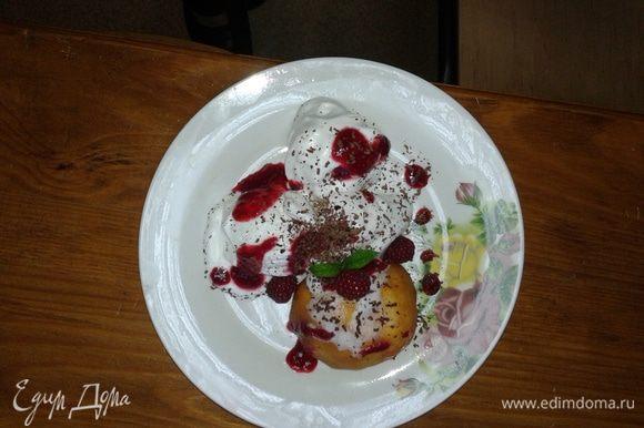 Приятного апетита! Разделите этот десерт с любимым человеком.