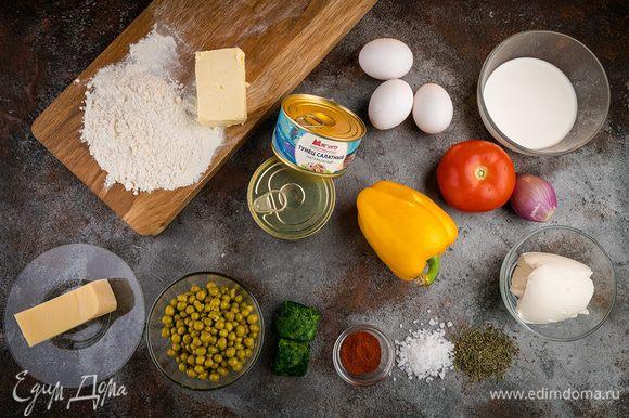 Для приготовления блюда понадобятся следующие продукты.