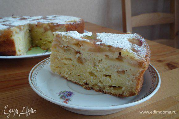 Пирог в разрезе :-)