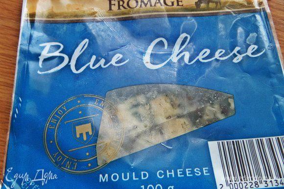 Вот такого. Или посыпать обычным тертым сыром.