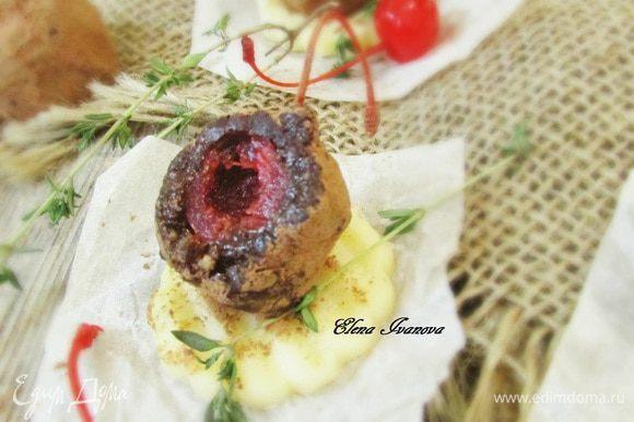 Вкусных ощущений и приятного аппетита!