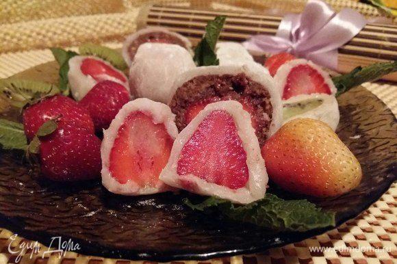 Вкусно, необычно, экспериментируйте, погружайтесь в кухни других народов, в данном случае Японии :)