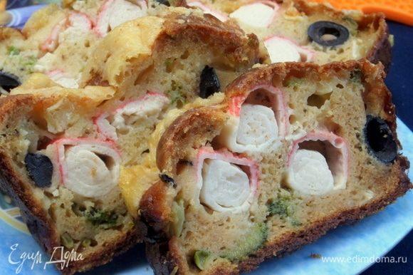 В каждом укусе будет и расплавленный сыр, и палочки, и овощи.