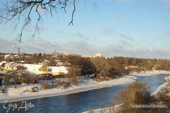 И зимний Торжок для хорошего настроения!