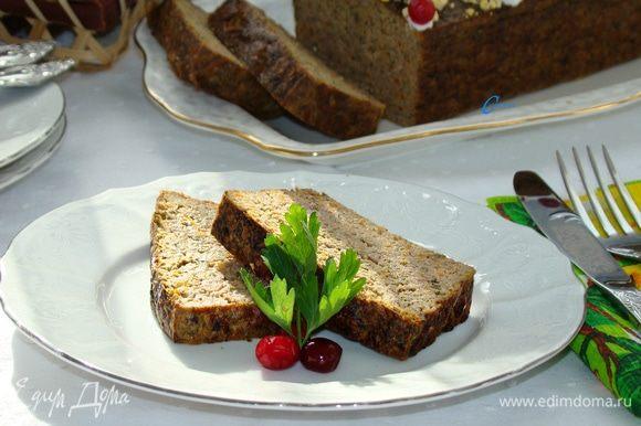 Нежное и сочное суфле готово! Суфле хорошо само по-себе, как самостоятельное блюдо, так же можно подавать и с любым гарниром.