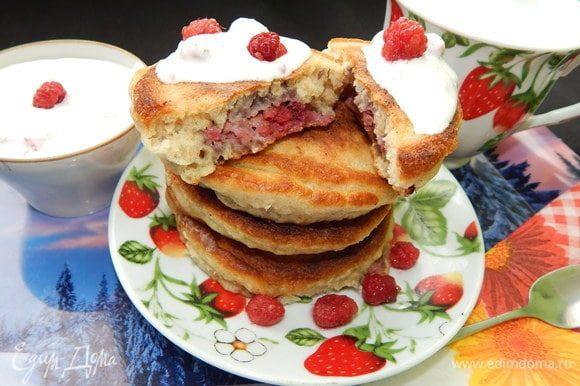Завтракайте с пользой! Приятного аппетита!